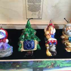 Набор Лесная Сказка Mostovski ёлочные игрушки