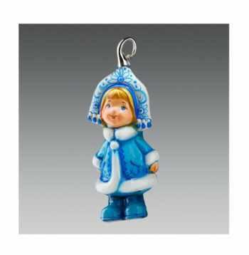 Снегурочка2 елочные игрушки mostowski