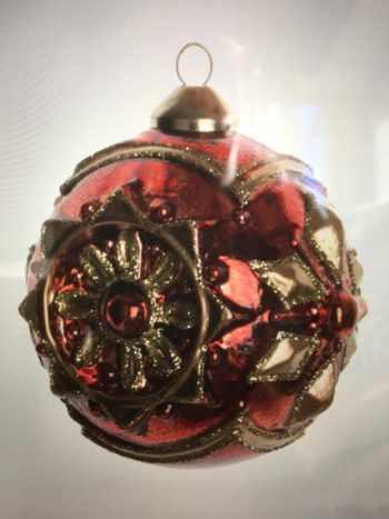 елочные шары komozja купить