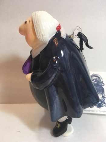 Ёлочная игрушка Судья