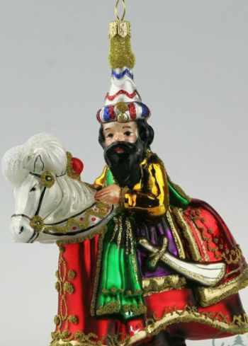 Ёлочная игрушка Татарский принц