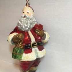 Санта с сердцем