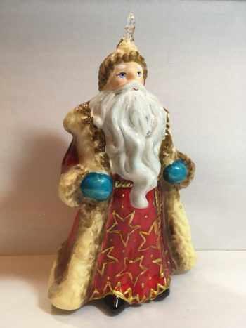 Санта в соболях