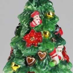 Ёлочная игрушка Рождественская елка носками подарков